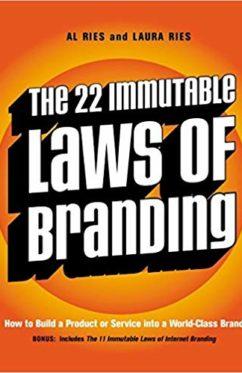 The 22 Immutable Laws of Brandin