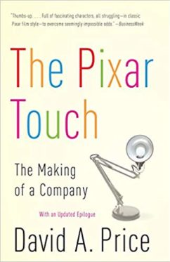 The Pixar Touch