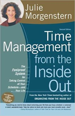 Time Management from the Inside Out: