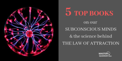 Top Books subconscious Minds & Law of Attraction
