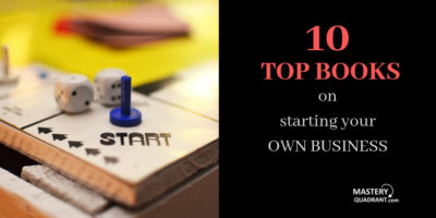 10 books to start own business