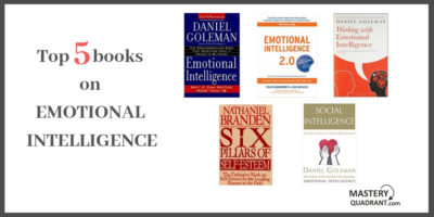 5 Books on Emotional Intelligence