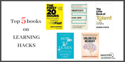 Top 5 Books Learning Hacks