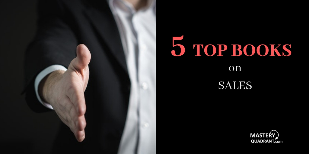 Top books on sales