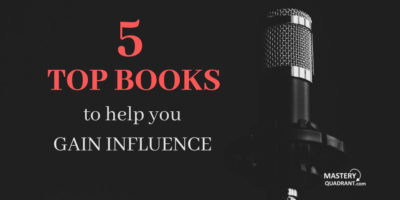 5 books to help you gain influence