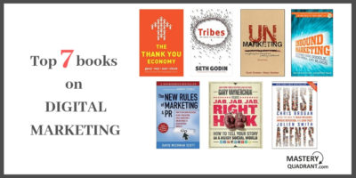 Top 7 Books on Digital Marketing