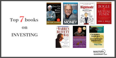 Top 7 Books on Investing