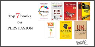 Top 7 Books on Persuasion