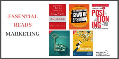 Marketing Essential Reads