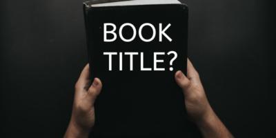 Blog Book Titles